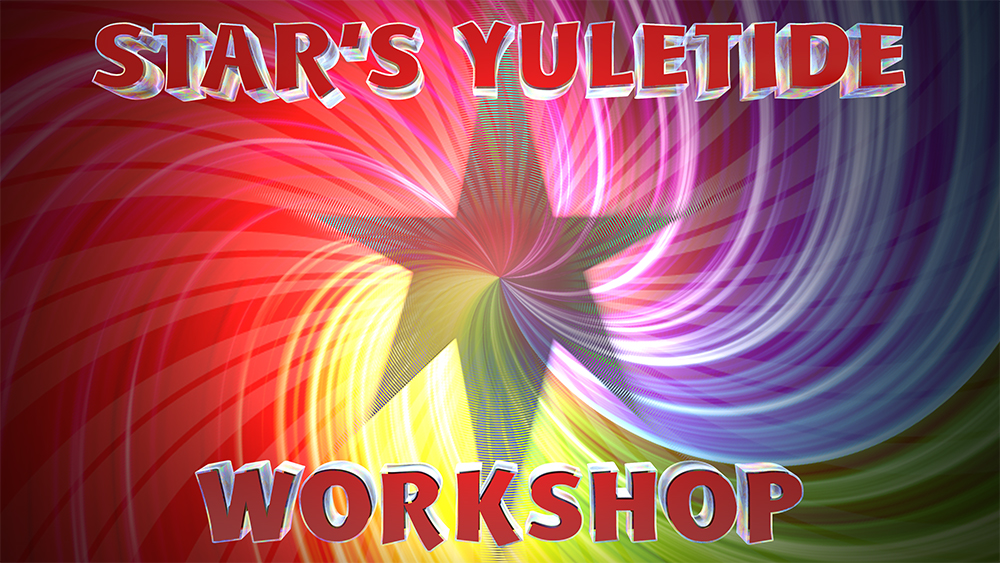 Star's Yuletide Workshop